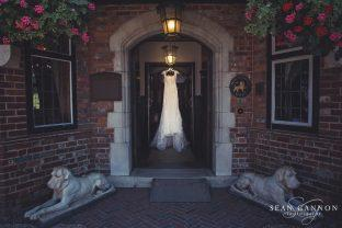 Great Barn Aynho Wedding
