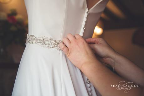 The Great Barn Aynhoe Wedding 010