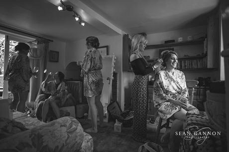 The Great Barn Aynhoe Wedding 006