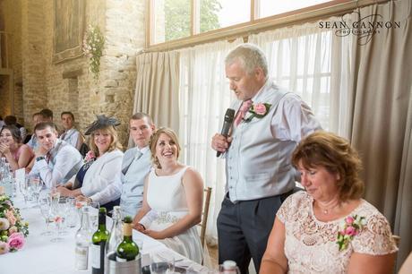 The Great Barn Aynhoe Wedding 036