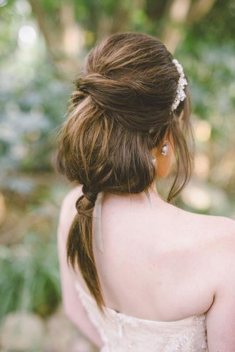 This hair trend is PERFECT for your 2016/2017 wedding