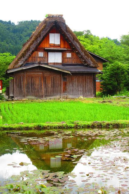 Shirakawago: Exploring the Japanese Countryside