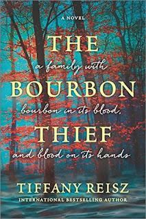 The Bourbon Thief by Tiffany Reisz- Feature and Review