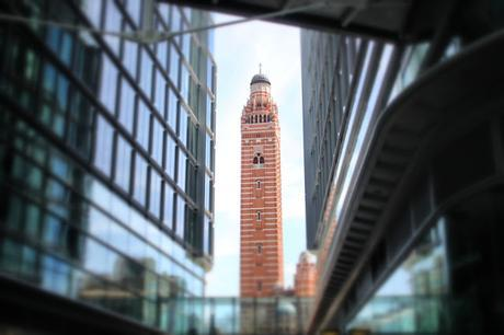 #London Summer #SchoolHolidays Westminster Cathedral Viewing Gallery