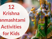 Krishna Janmashtami Activities Kids