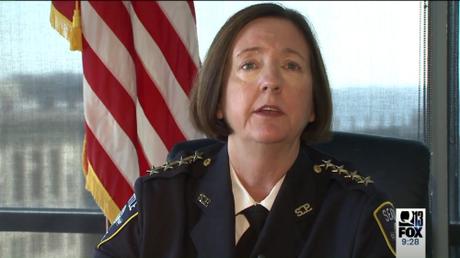 Seattle Police Chief O'Toole
