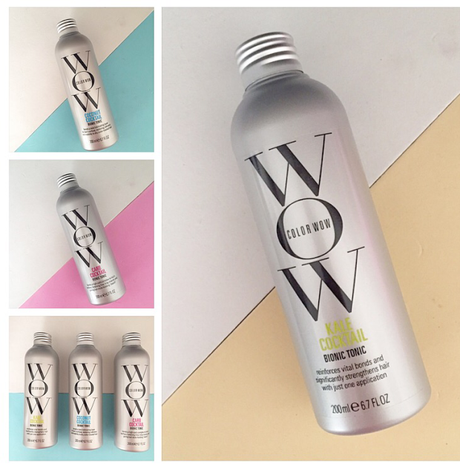 Review: Color Wow Kale Cocktail bionic tonic 200ml