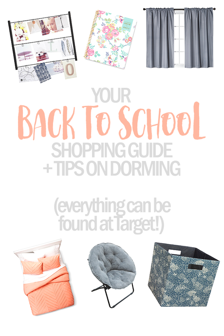 Your Back To School Shopping Guide