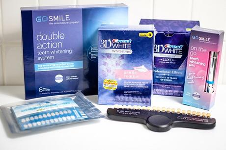 The Best Teeth Whitening Products for 2016