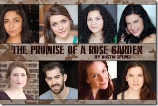 Review: The Promise of a Rose Garden (Babes With Blades)