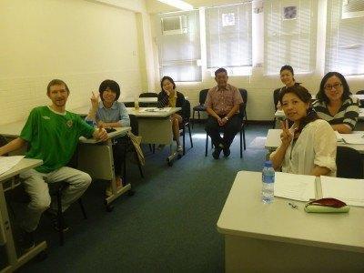Learning Cantonese at the Chinese University of Hong Kong