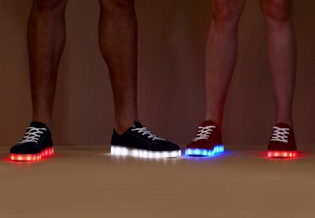 Team GB to Wear Illuminated Shoes at Rio 2016 Closing Ceremony
