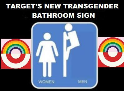 Target's new transgender bathroom