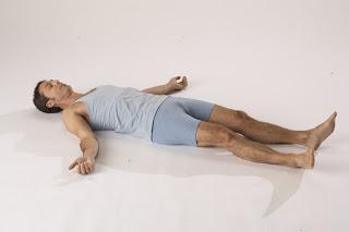 Featured Pose: Relaxation pose (Savasana)