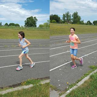 Reflections on Running (My Kids' Running, That Is)