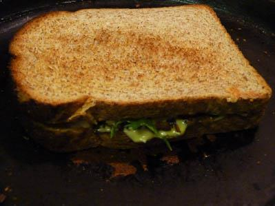 Mushroom Sandwich Recipe, How To Make Mushroom Sandwich