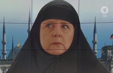 Merkel: Doubling down on stoopid