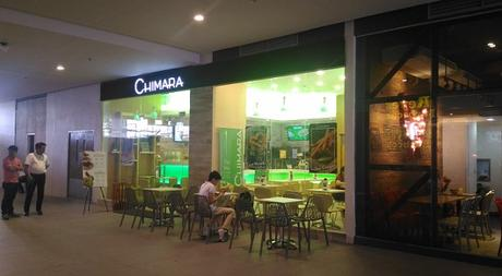 Chimara UP Town Center branch