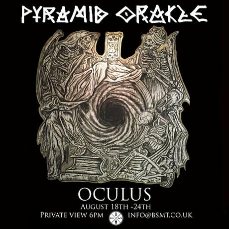 Oculus by Pyramid Oracle at BSMT Space in Dalston, London