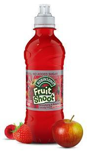 A Must-Have for Your Child's Lunch Bag: Fruit Shoot!