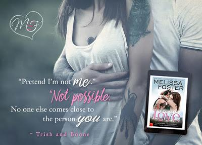 Melissa Foster's Latest Release: Chased by Love