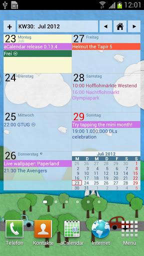 aCalendar+ Calendar & Tasks APK v1.10.2 Download for Android