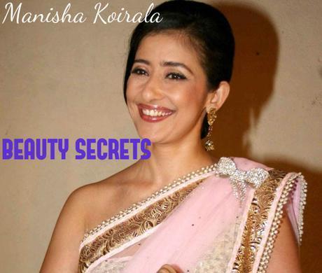 Manisha Koirala Beauty Secrets
