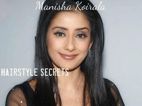 Manisha Koirala Hairstyle Secrets