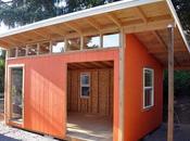 Studio: Orange Exterior Paint