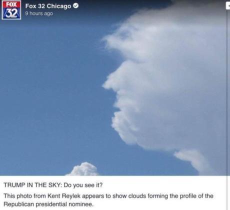 Trump cloud