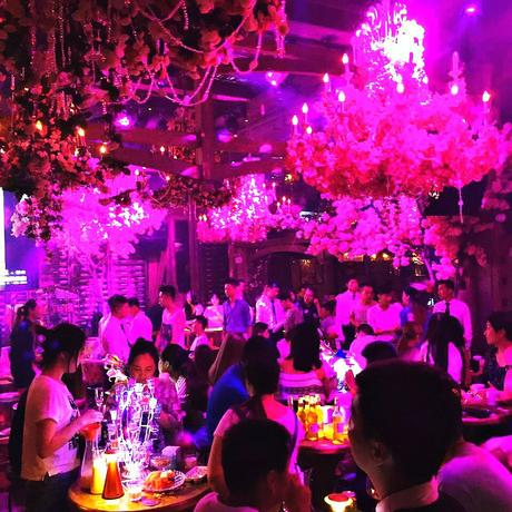 Club in Qujiang New Xian