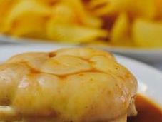 Restaurante Regaleira, Porto: Home Original Francesinha