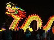 CHINESE LANTERN FESTIVAL: Franklin Square, Philadelphia,