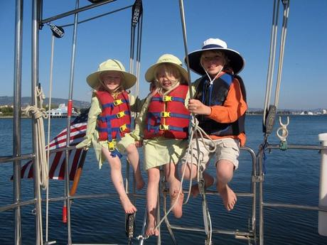 Eight years down: how we fund the cruising life