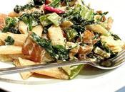 Delicious Vegetarian Pasta Dish Using Veggies from Garden!