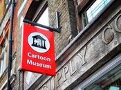 #London Summer #SchoolHolidays Cartoon Museum @Cartoonmuseumuk