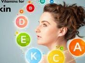 Best Vitamins Skin: Beauty Secrets