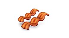New bacon emoji