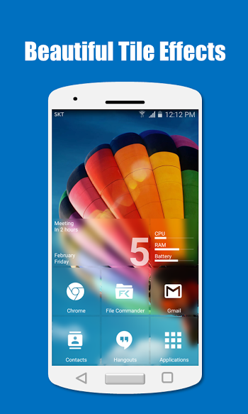 SquareHome 2 Premium APK v1 1 10 Win 10 Style Download for