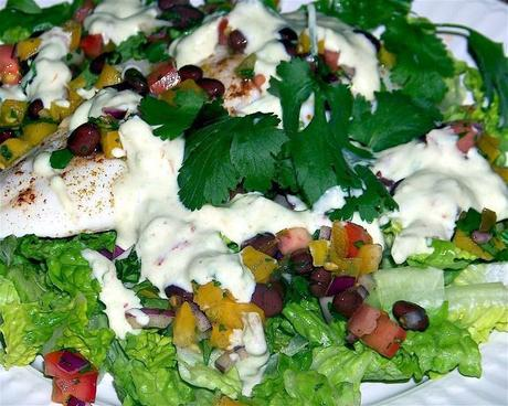 Mexican Salad Recipes – Slender and Healthy Mexican Salads
