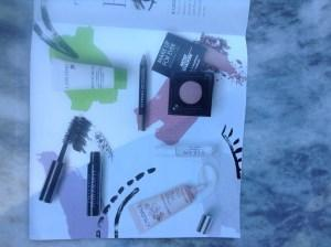 AUGUST 2016 SEPHORA PLAY BOX REVIEW card