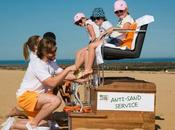 Anti-Sand Service Launched Margate Beach Sand-Free Toes