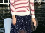 Stripes Polka Dots Slippers My!)