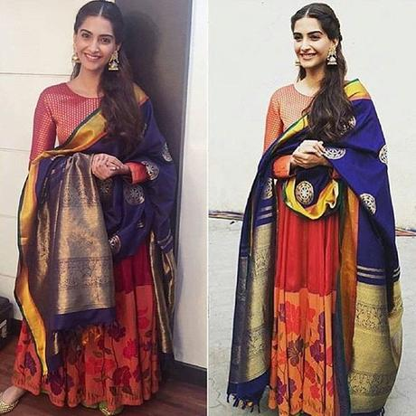 10 Ways of Reusing Old Silk Saree This Festive Season
