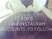 Hair Instagrammers