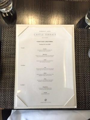 Restaurant feature castle terrace 33 35 castle terrace for Terrace 33 makati menu