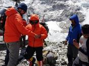 Helicopters Everest Rises Dramatically