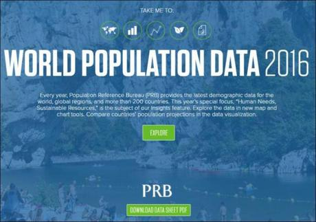 Population reference bureau issues 2016 world population data sheet paperblog - Population reference bureau ...