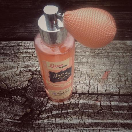 Luxe by Mr. Bubble Just a Spritz Fragrance Mist