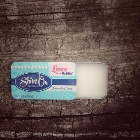 Luxe By Mr. Bubble Shine On Lip Balm